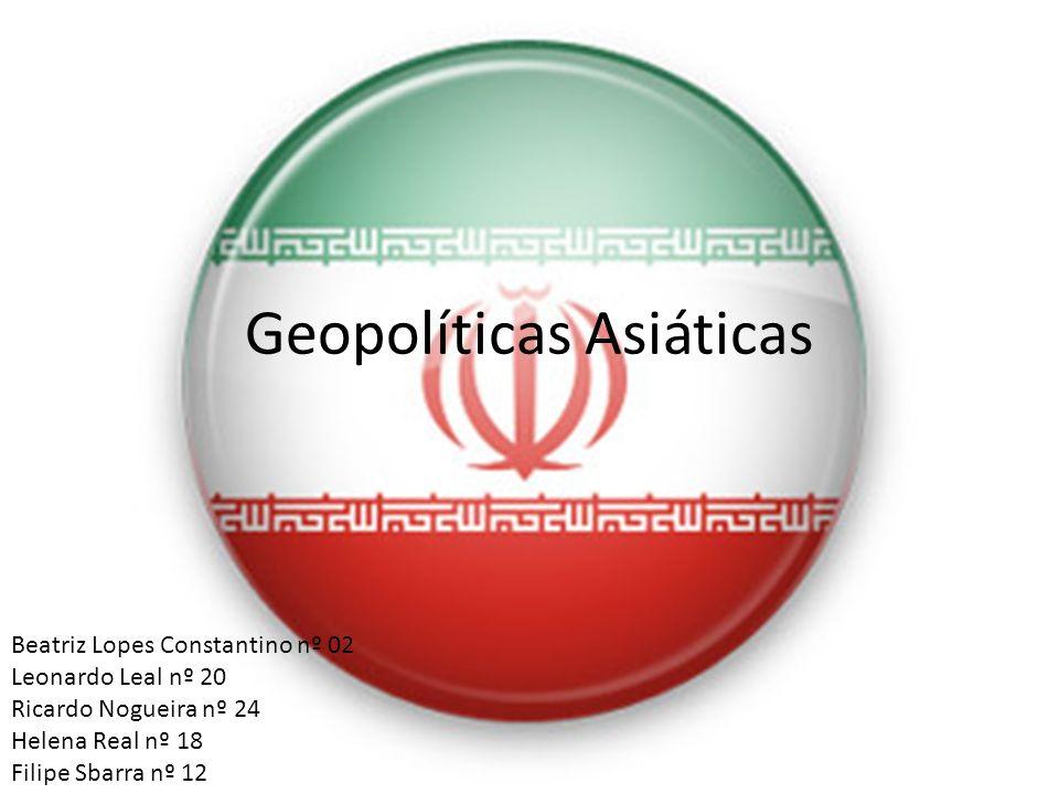 Geopolíticas Asiáticas