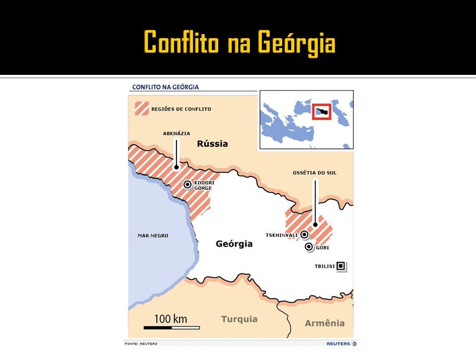Conflito na Geórgia