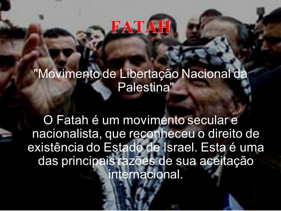 Movimento de Libertação Nacional da Palestina