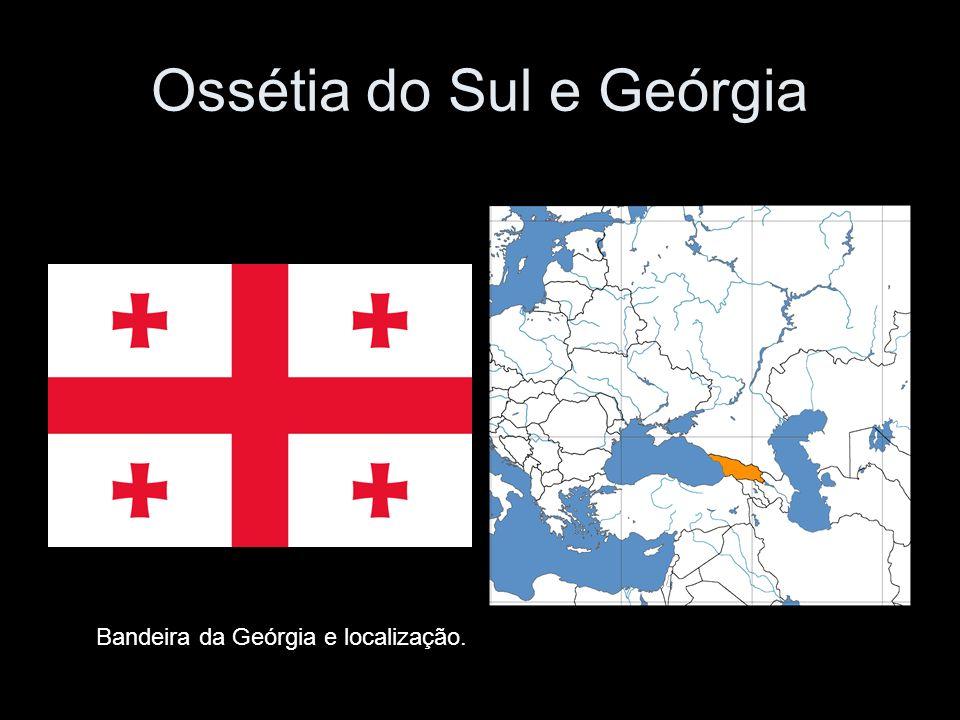 Ossétia do Sul e Geórgia