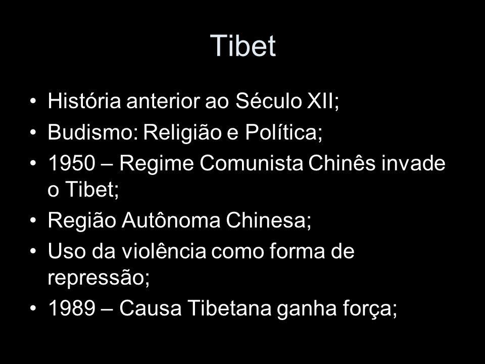 Tibet História anterior ao Século XII; Budismo: Religião e Política;