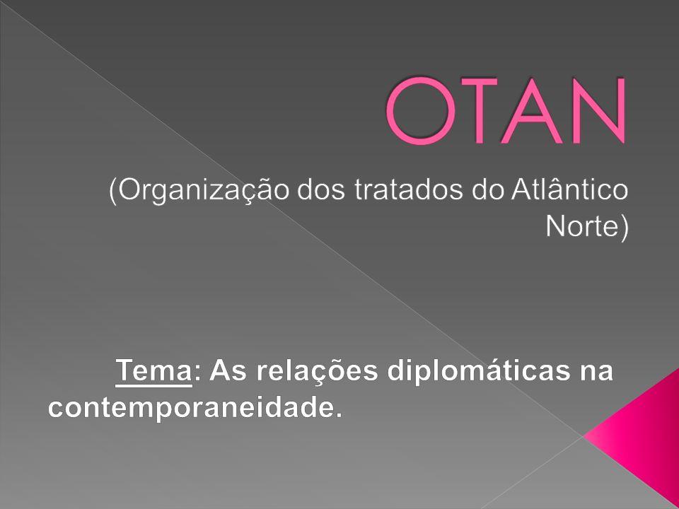 (Organização dos tratados do Atlântico Norte)