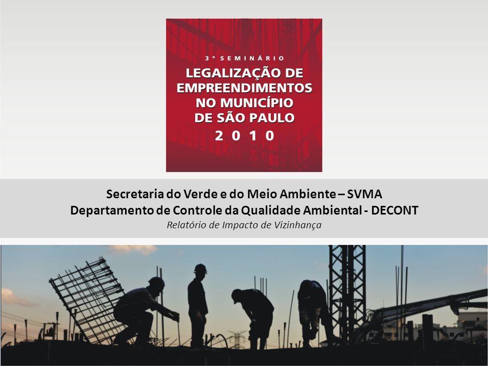 Secretaria do Verde e do Meio Ambiente – SVMA