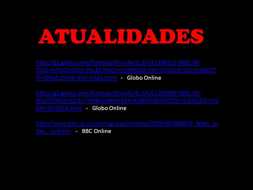 ATUALIDADES