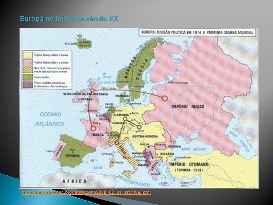 Europa no início do século XX