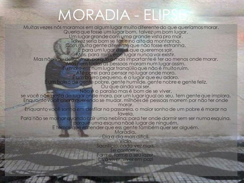 MORADIA - ELIPSE
