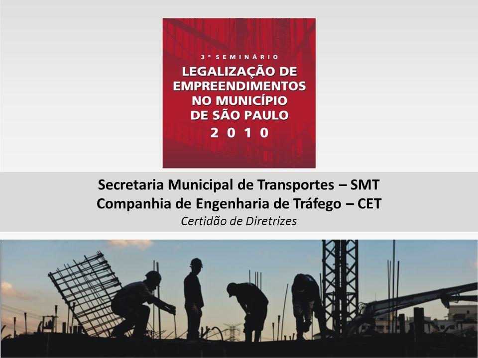 Secretaria Municipal de Transportes – SMT