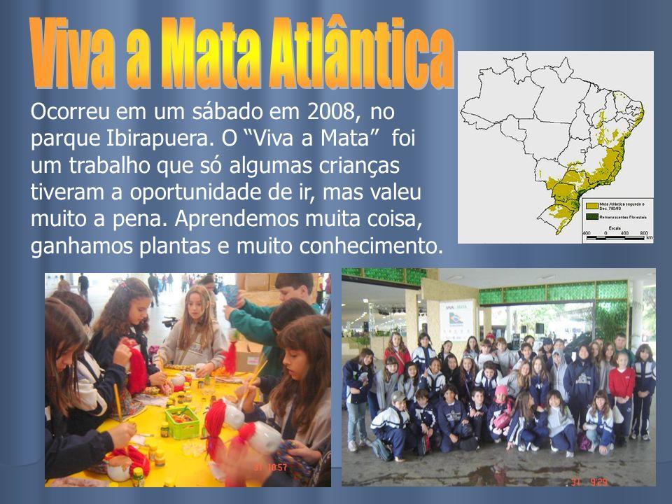 Viva a Mata Atlântica