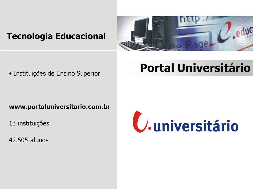 Portal Universitário Tecnologia Educacional