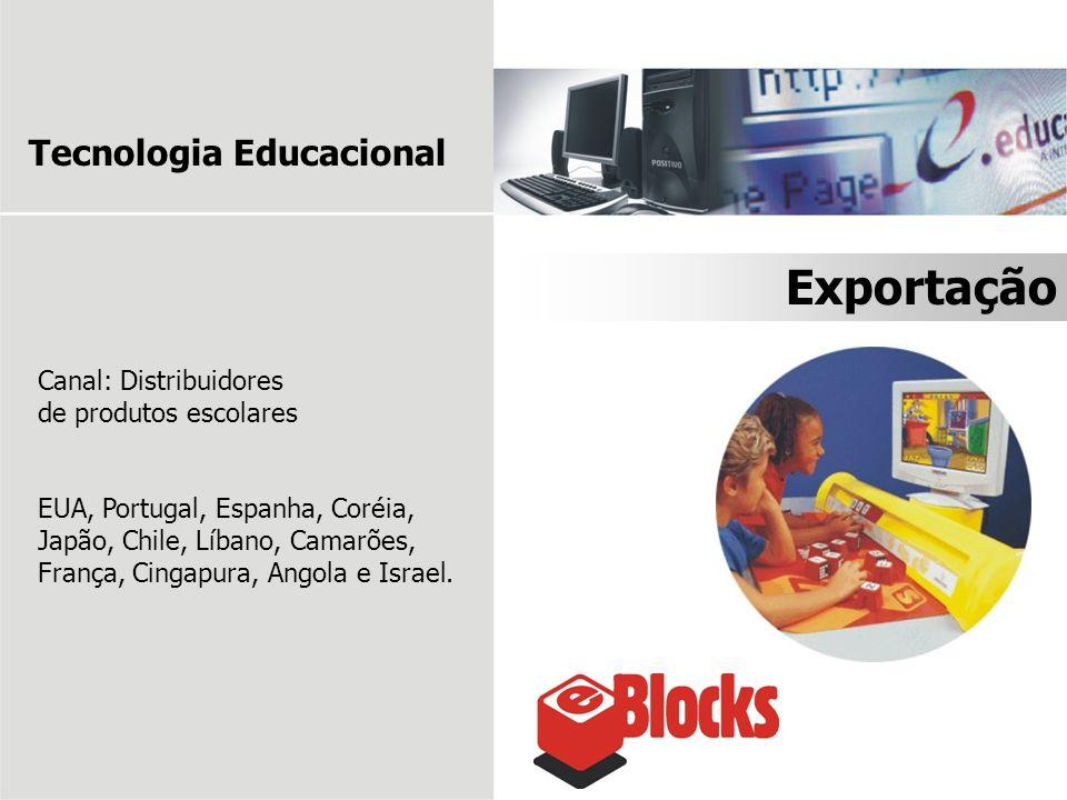 Exportação Tecnologia Educacional