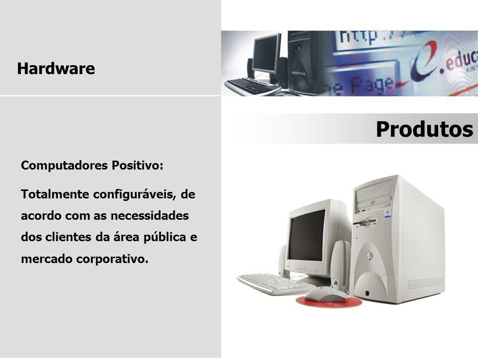 Produtos Hardware Computadores Positivo: