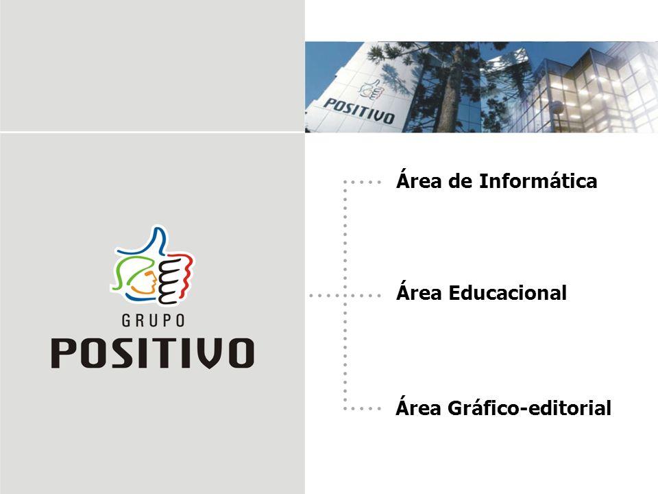 Área de Informática Área Educacional Área Gráfico-editorial