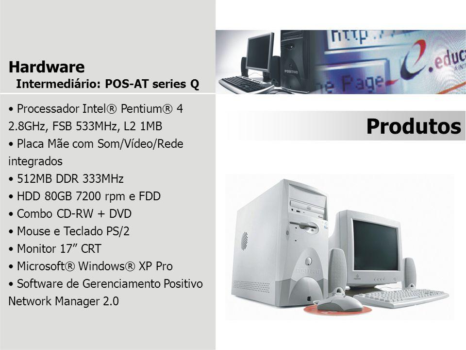 Produtos Hardware Intermediário: POS-AT series Q