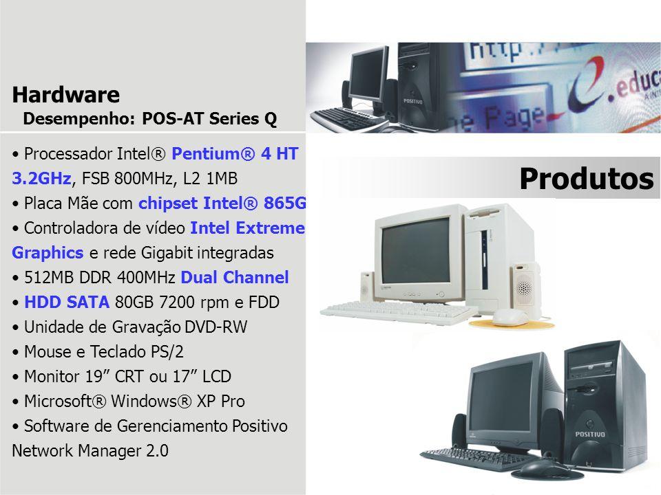 Produtos Hardware Desempenho: POS-AT Series Q