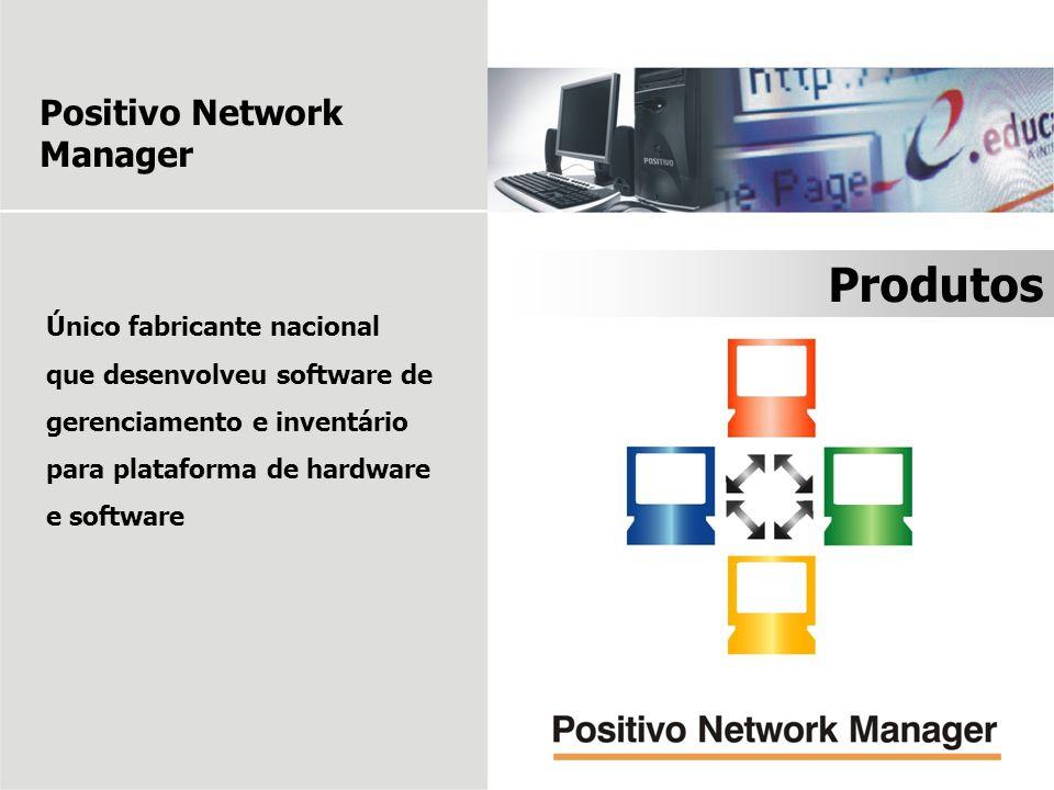 Produtos Positivo Network Manager
