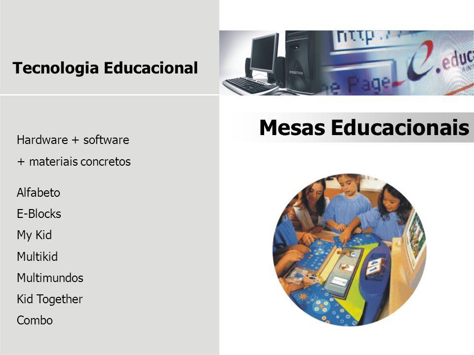 Mesas Educacionais Tecnologia Educacional