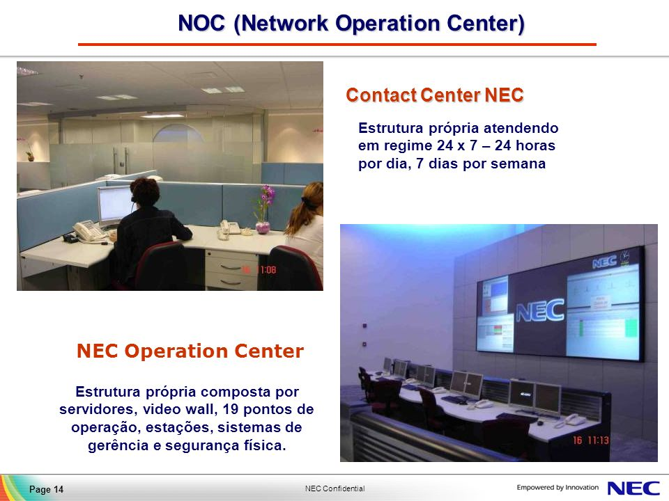 NOC (Network Operation Center)