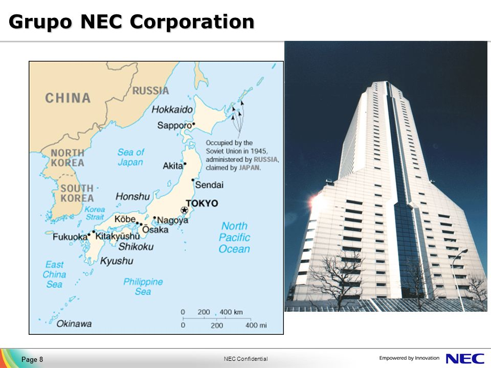 Grupo NEC Corporation