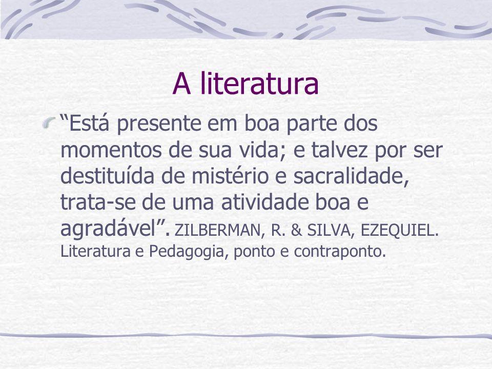 A literatura
