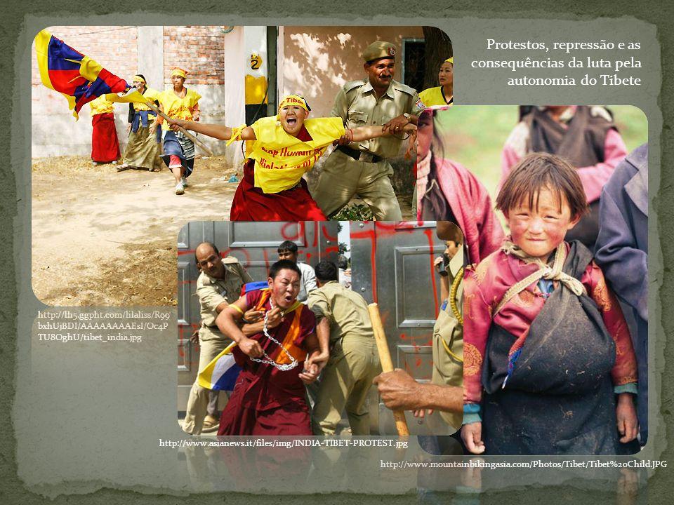 Protestos, repressão e as consequências da luta pela autonomia do Tibete