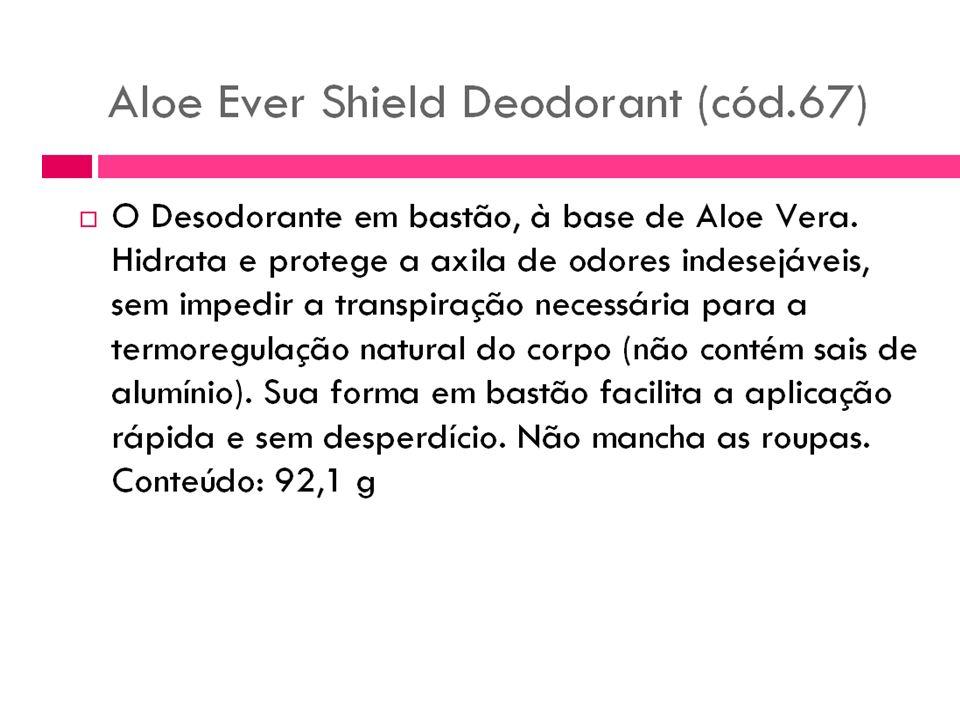 Desodorante Aloe Ever Shield Deodorant