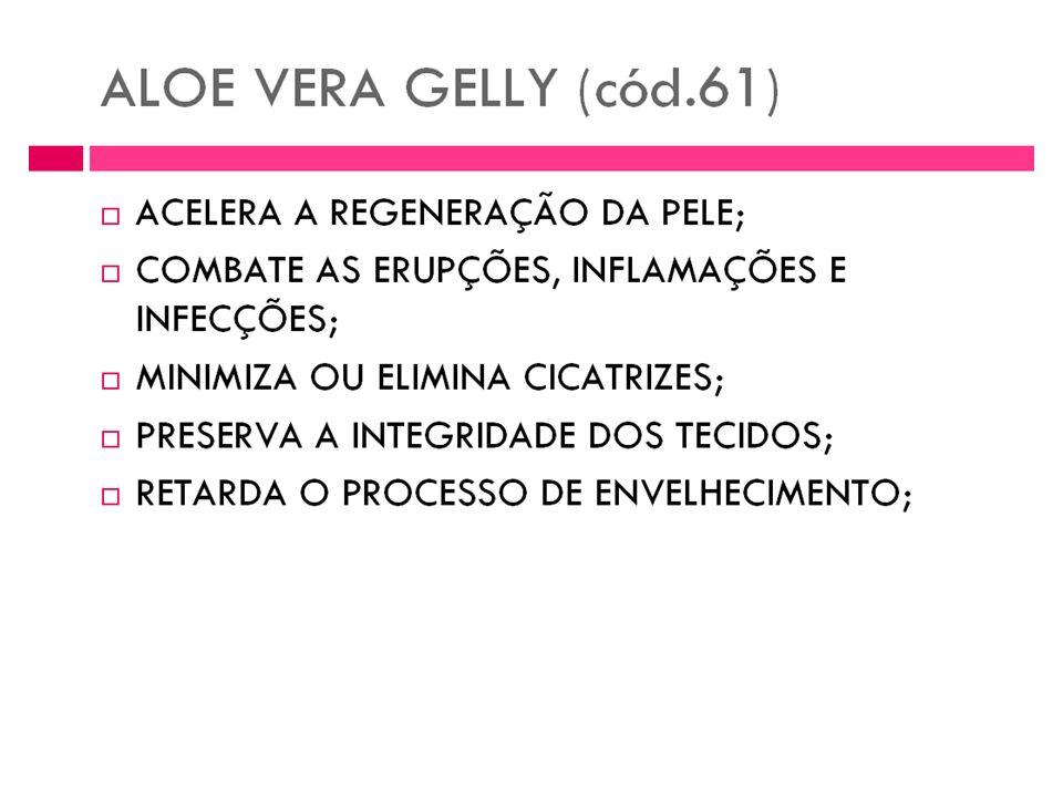 Gel de Aloe Vera Aloe Vera Gelly