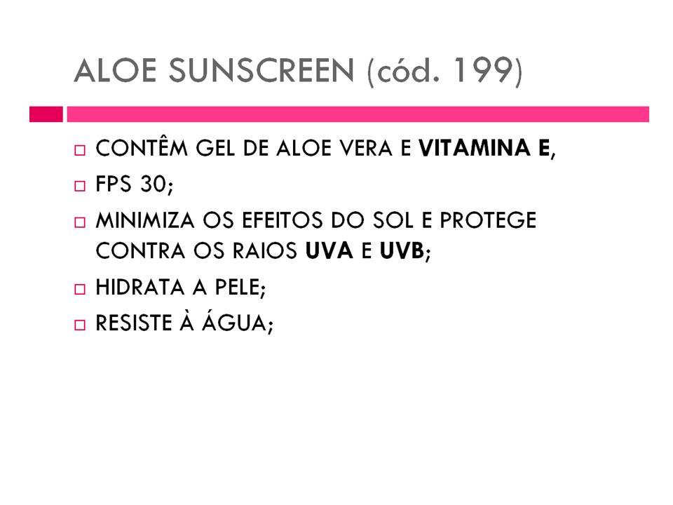 Protetor Solar Forever Aloe Sunscreen
