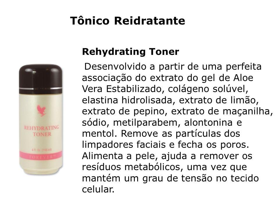 Tônico Reidratante Rehydrating Toner
