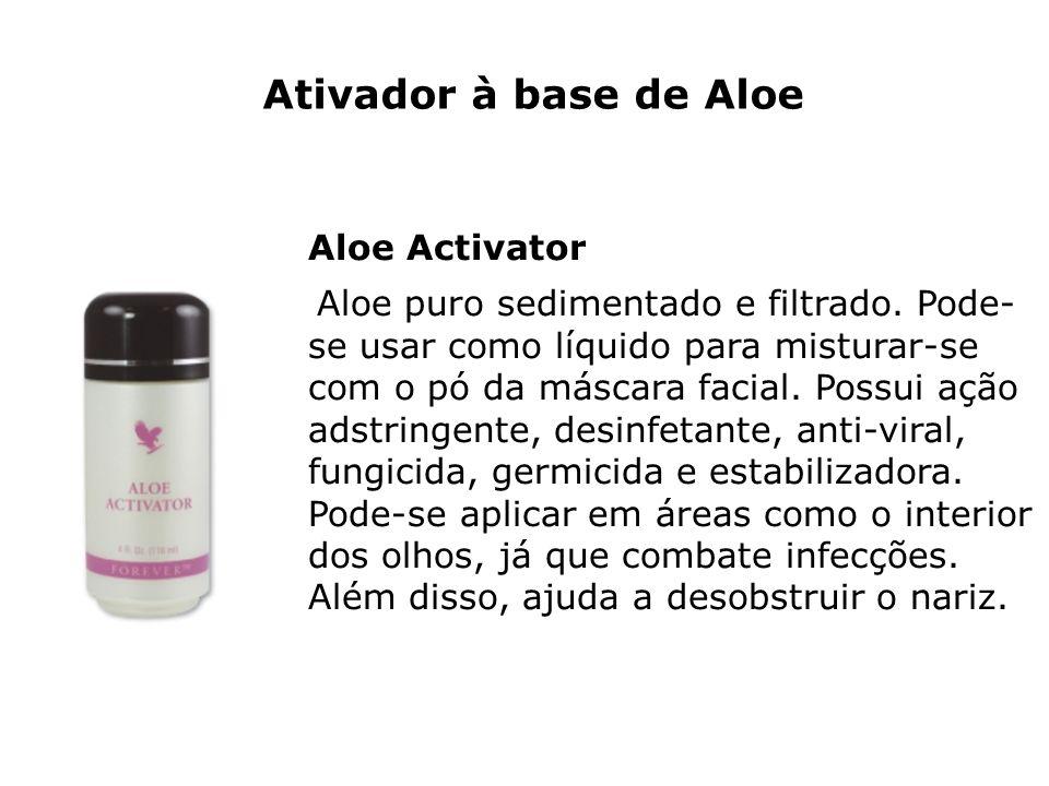 Ativador à base de Aloe Aloe Activator