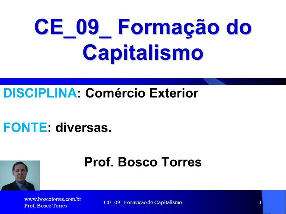 CE_09_ Formação do Capitalismo