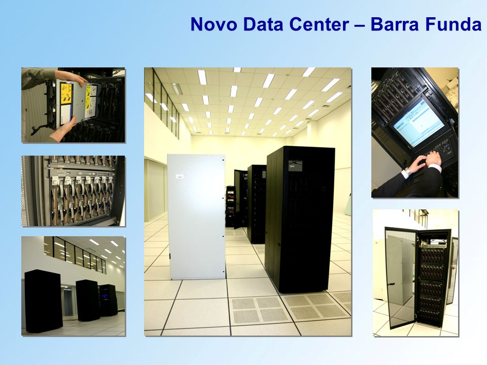 Novo Data Center – Barra Funda