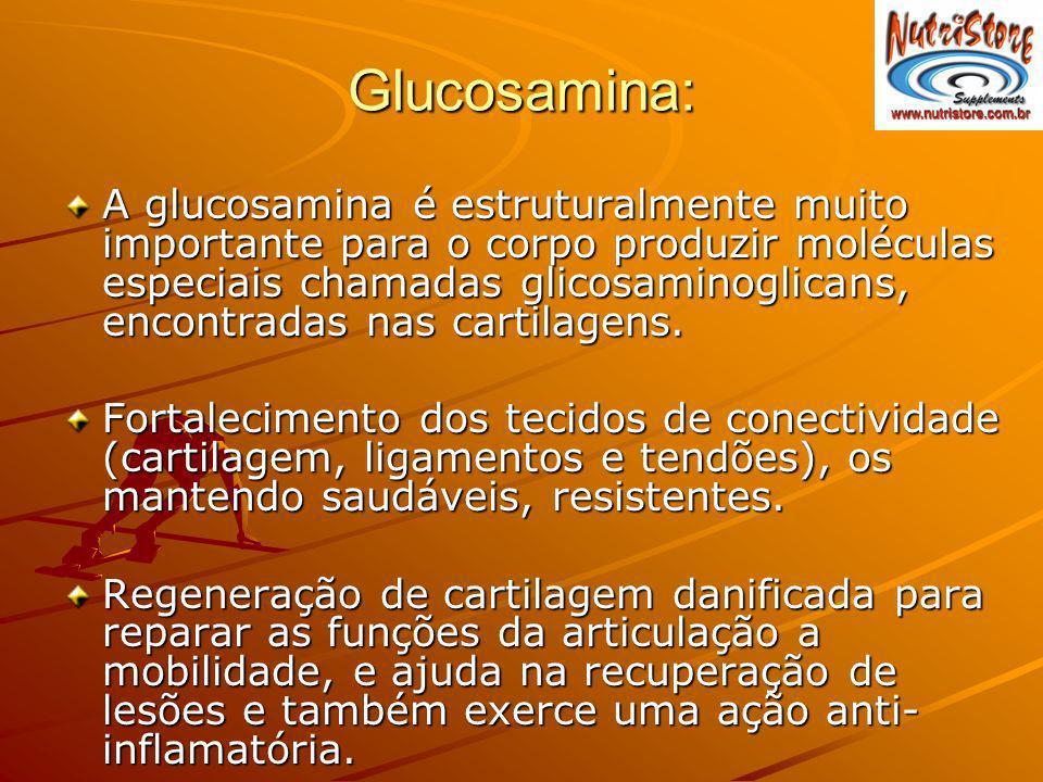 Glucosamina: