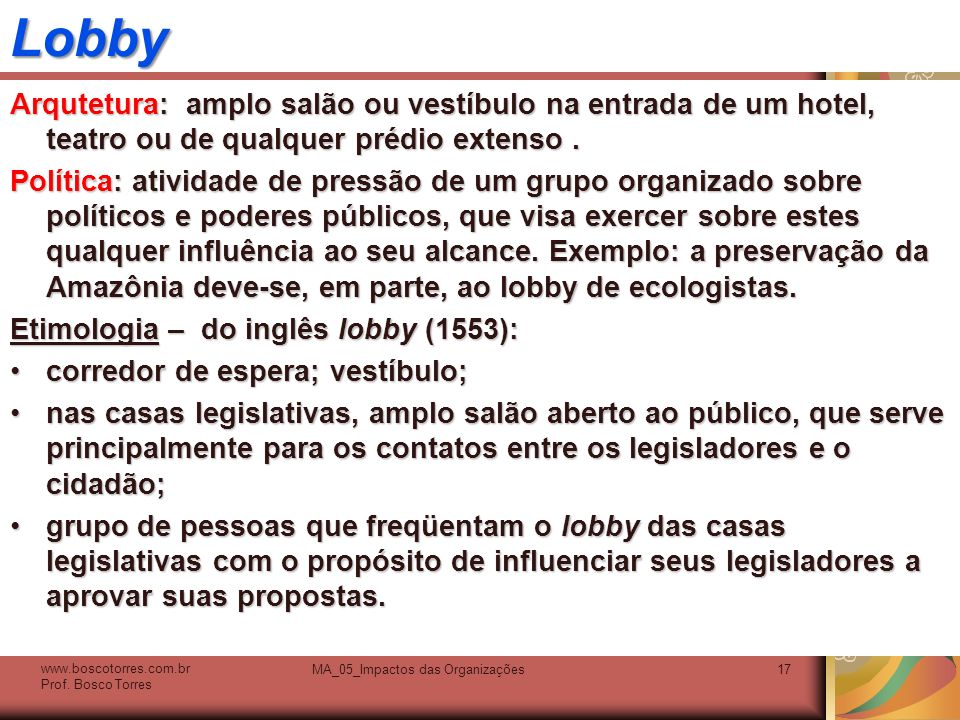 MA_05_Impactos das Organizações
