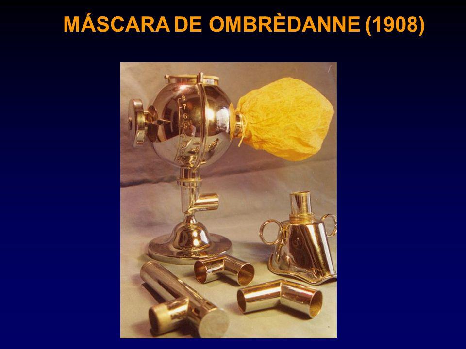 MÁSCARA DE OMBRÈDANNE (1908)