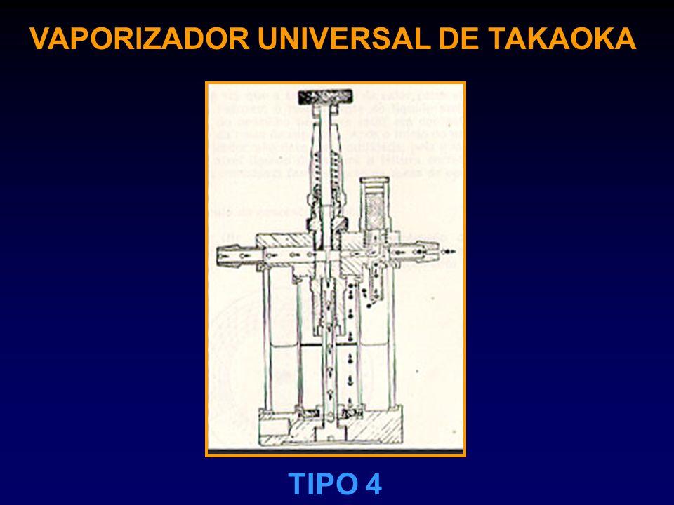 VAPORIZADOR UNIVERSAL DE TAKAOKA