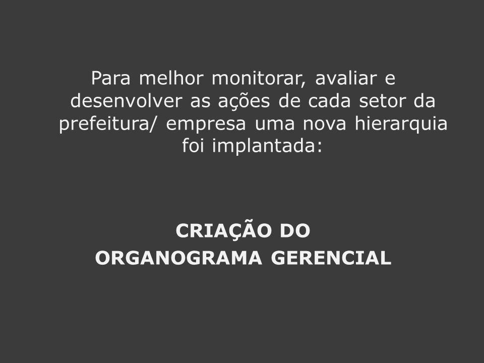 ORGANOGRAMA GERENCIAL