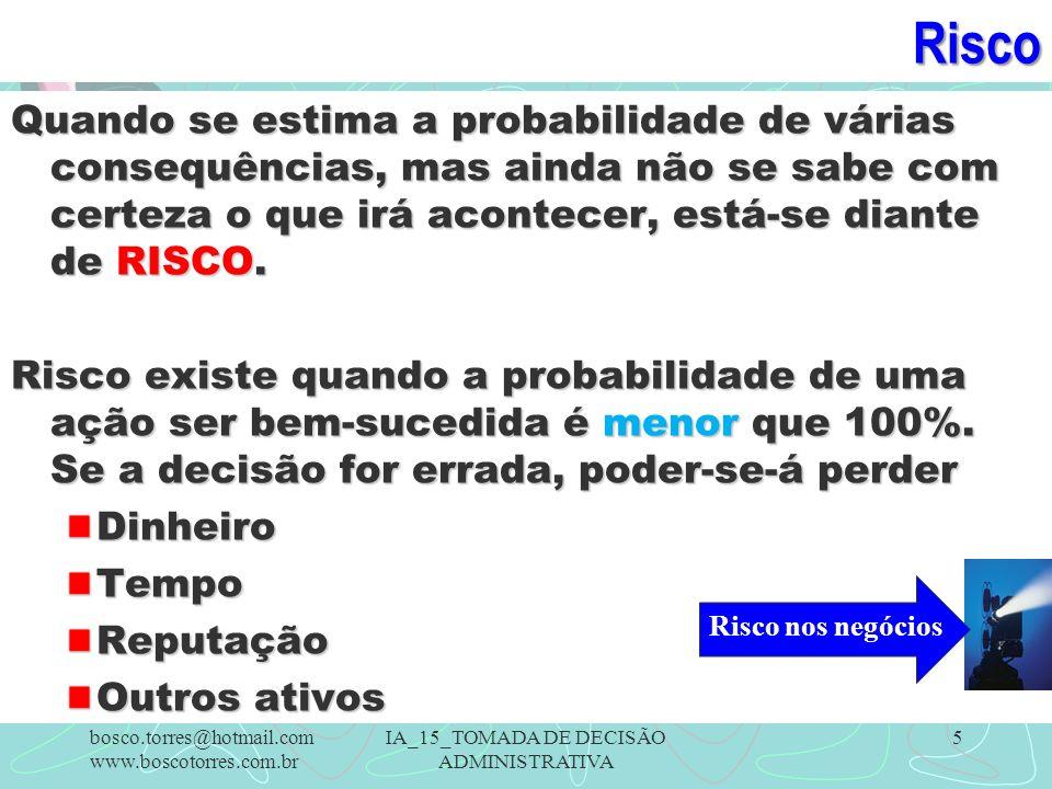 IA_15_TOMADA DE DECISÃO ADMINISTRATIVA