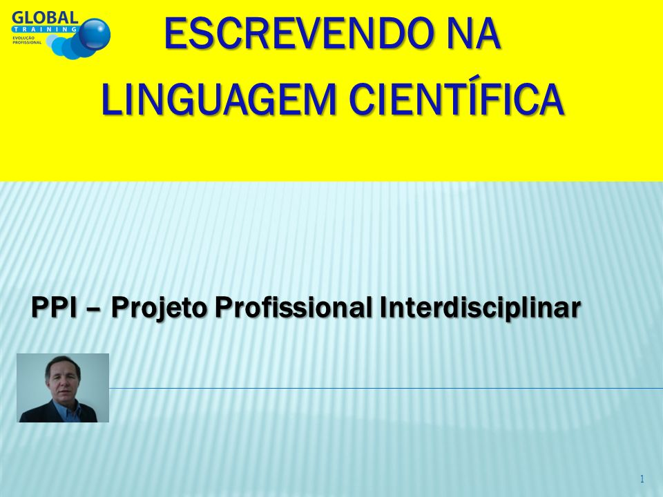 PPI – Projeto Profissional Interdisciplinar