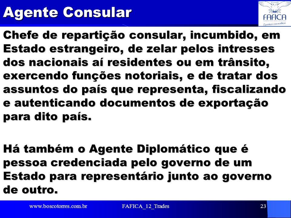 Agente Consular