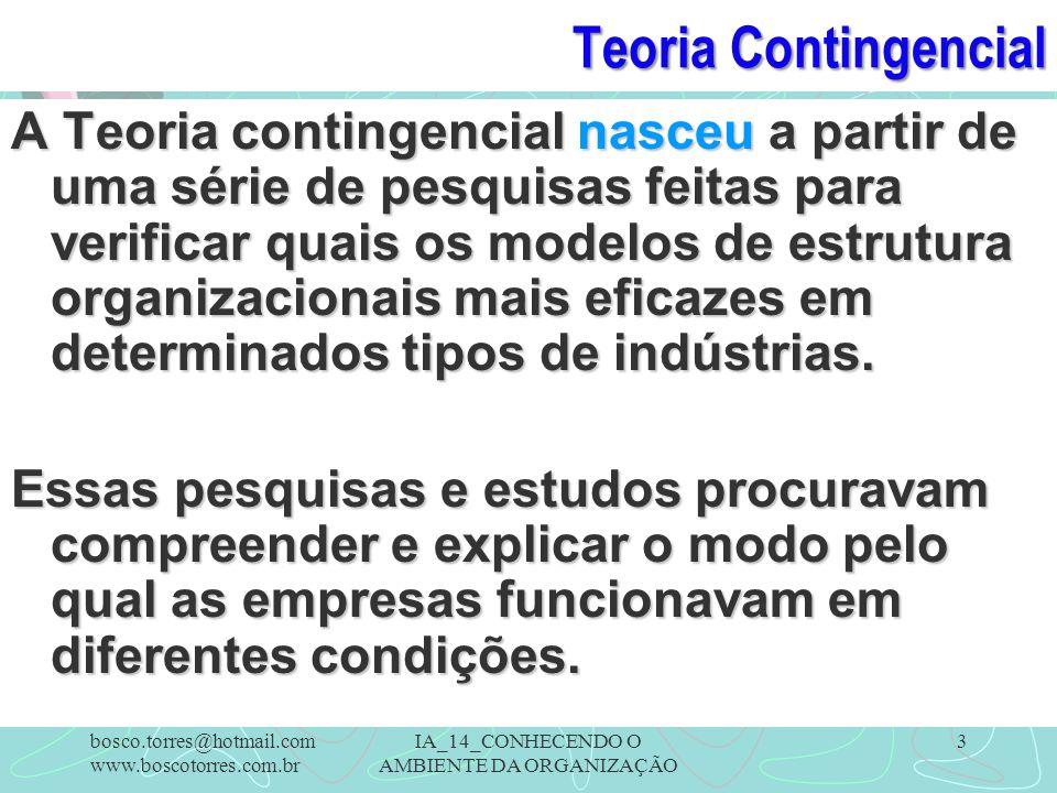 IA_14_CONHECENDO O AMBIENTE DA ORGANIZAÇÃO