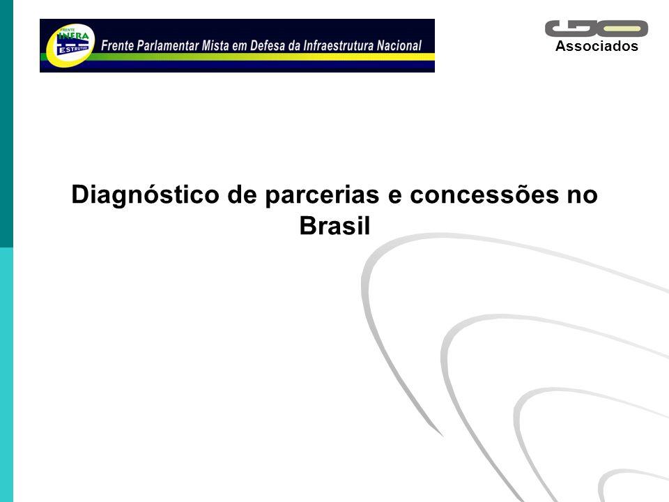 Diagnóstico de parcerias e concessões no Brasil