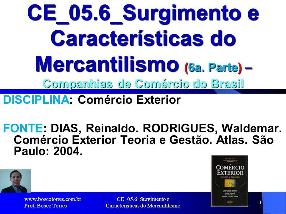 CE_05.6_Surgimento e Características do Mercantilismo