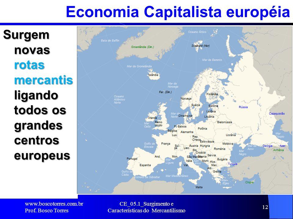 Economia Capitalista européia