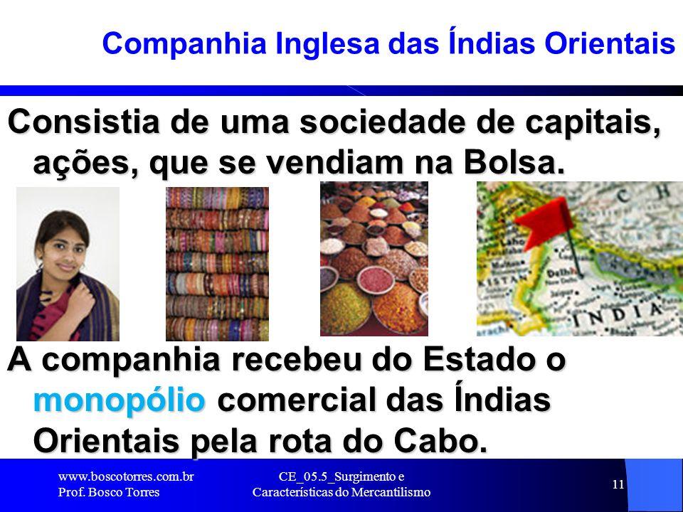Companhia Inglesa das Índias Orientais