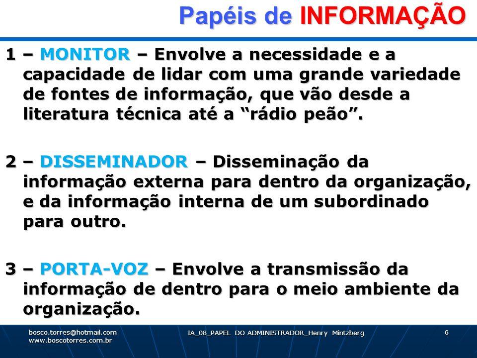 IA_08_PAPEL DO ADMINISTRADOR_Henry Mintzberg