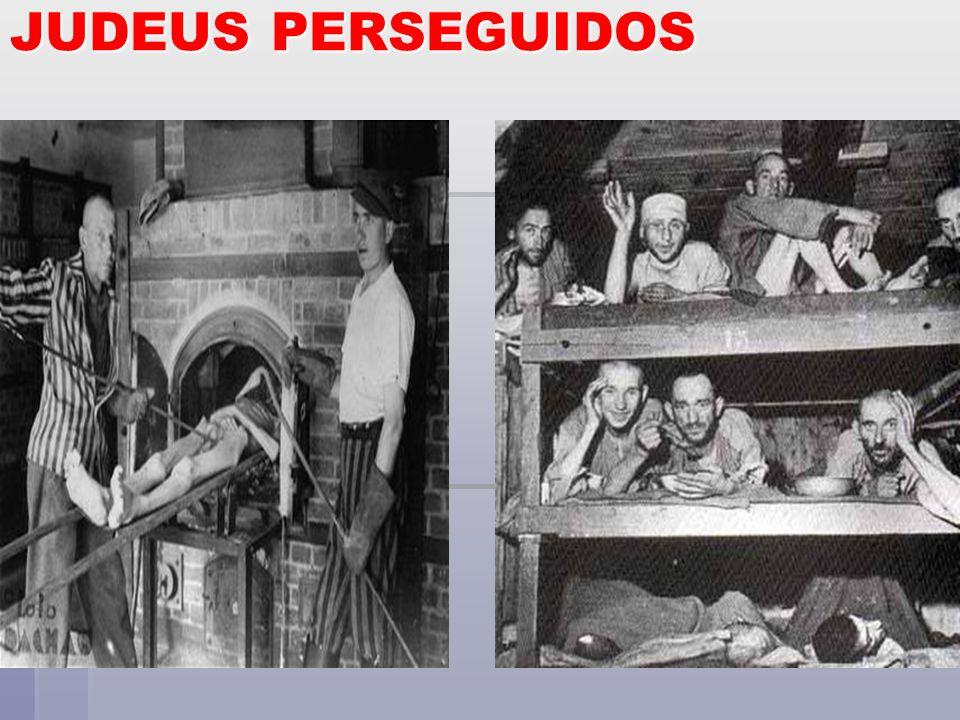 JUDEUS PERSEGUIDOS