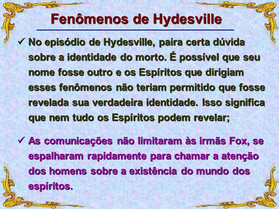 Fenômenos de Hydesville