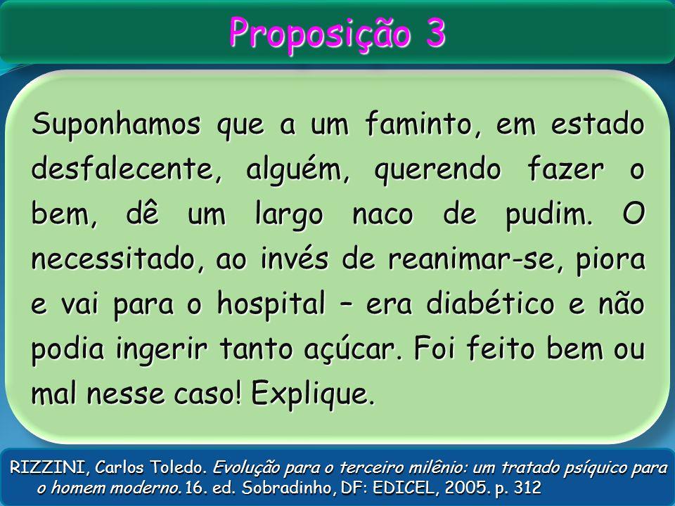 Proposição 3