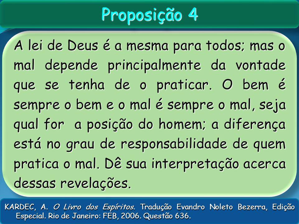 Proposição 4
