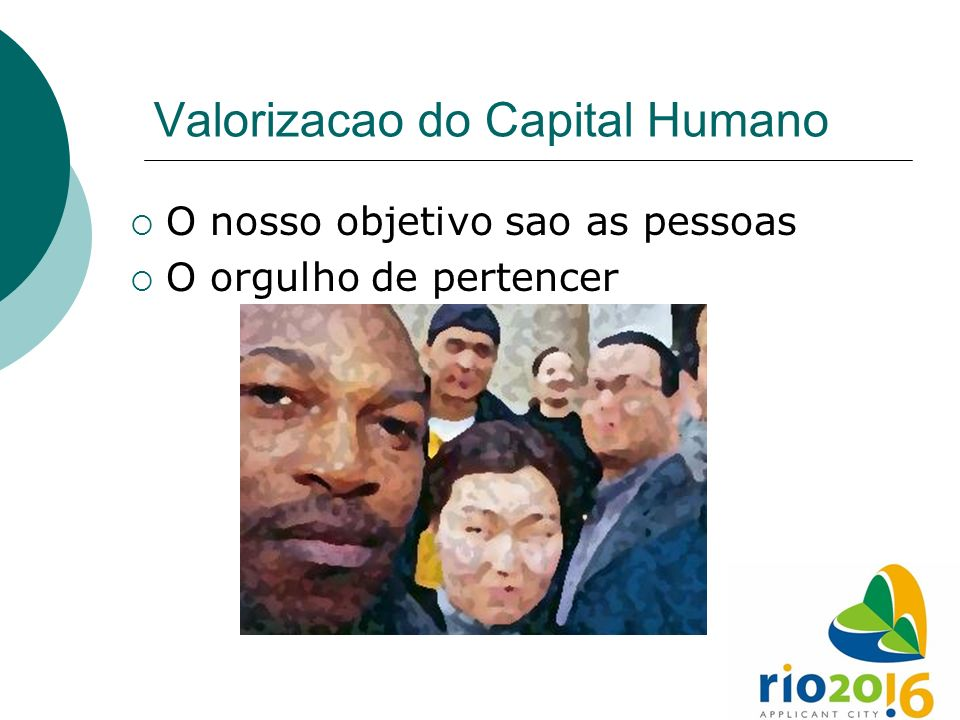 Valorizacao do Capital Humano